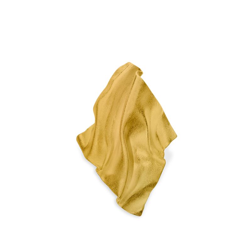 OSCAR & FILU Anhänger Silbervergoldet AH0102016SVG