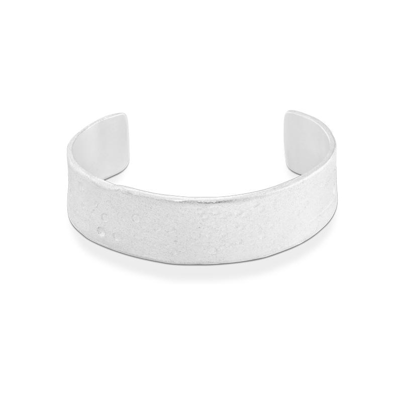 OSCAR & FILU Armreifen 925 Sterling Silber AR0022016S