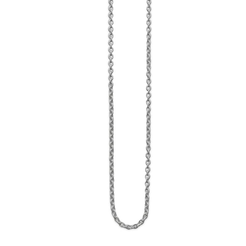 OSCAR & FILU Kette S 925 Sterling Silber K0012016S