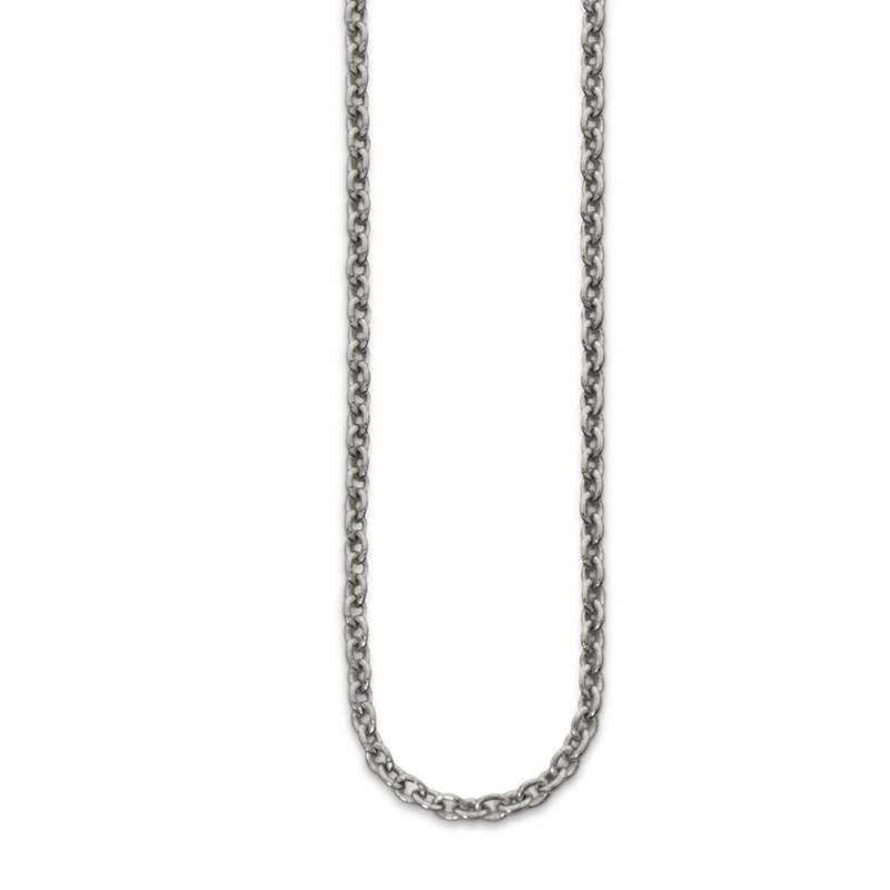 OSCAR & FILU Kette M 925 Sterling Silber K0022016S