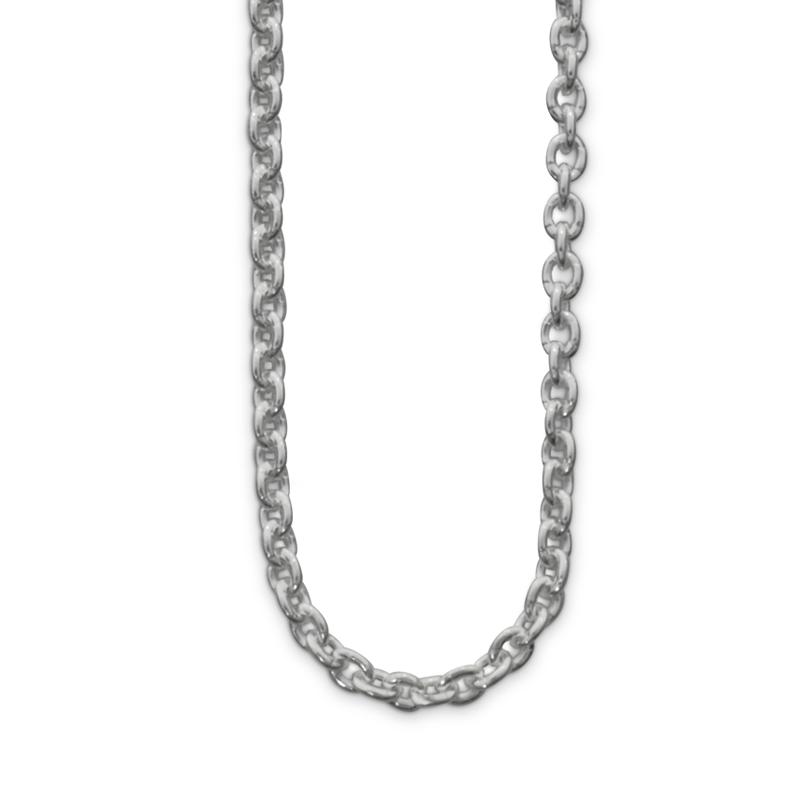 OSCAR & FILU Kette L 925 Sterling Silber K0032016S