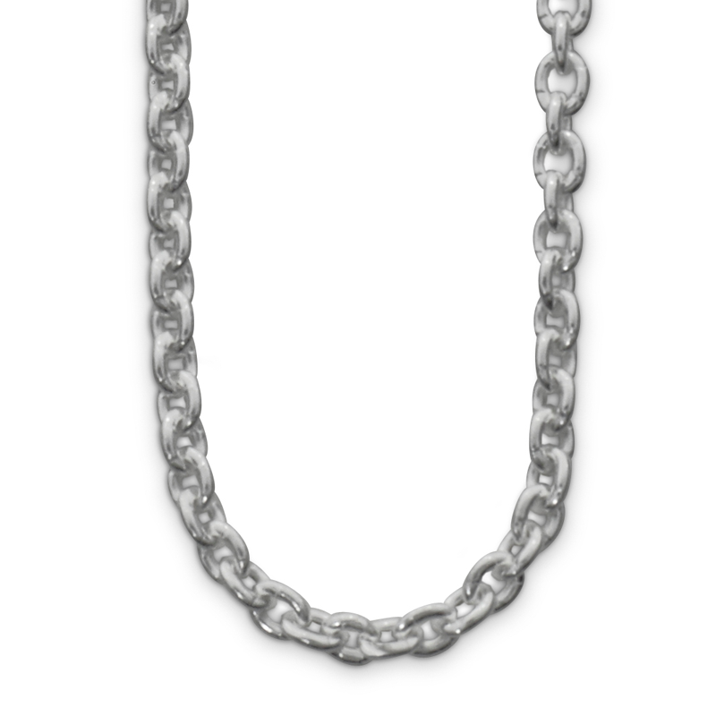 OSCAR & FILU Kette XL 925 Sterling Silber K0062016S