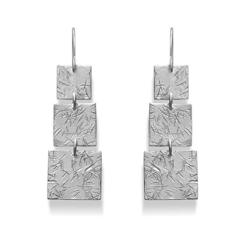 OSCAR & FILU Ohrschmuck 925 Sterling Silber OS0042017S
