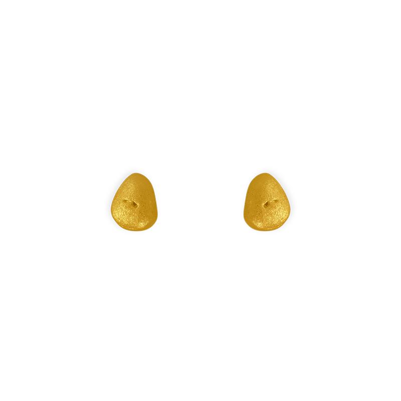 OSCAR & FILU Ohrschmuck Silbervergoldet OS0202017SVG