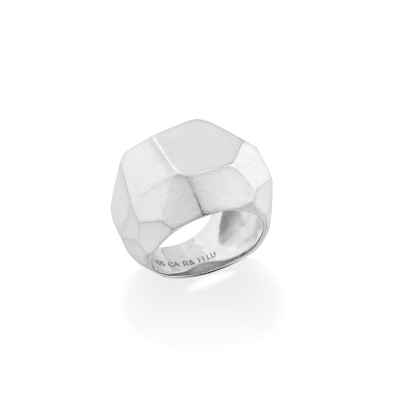 OSCAR & FILU Ring 925 Sterling Silber R0012016S