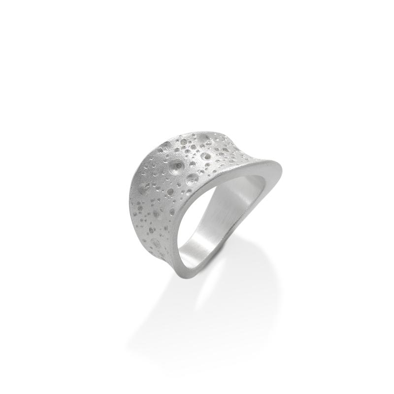 OSCAR & FILU Ring 925 Sterling Silber R0012017S