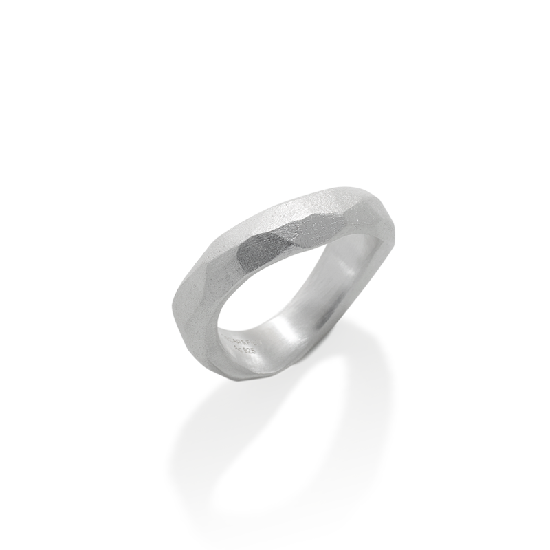 OSCAR & FILU Ring 925 Sterling Silber R0022017S