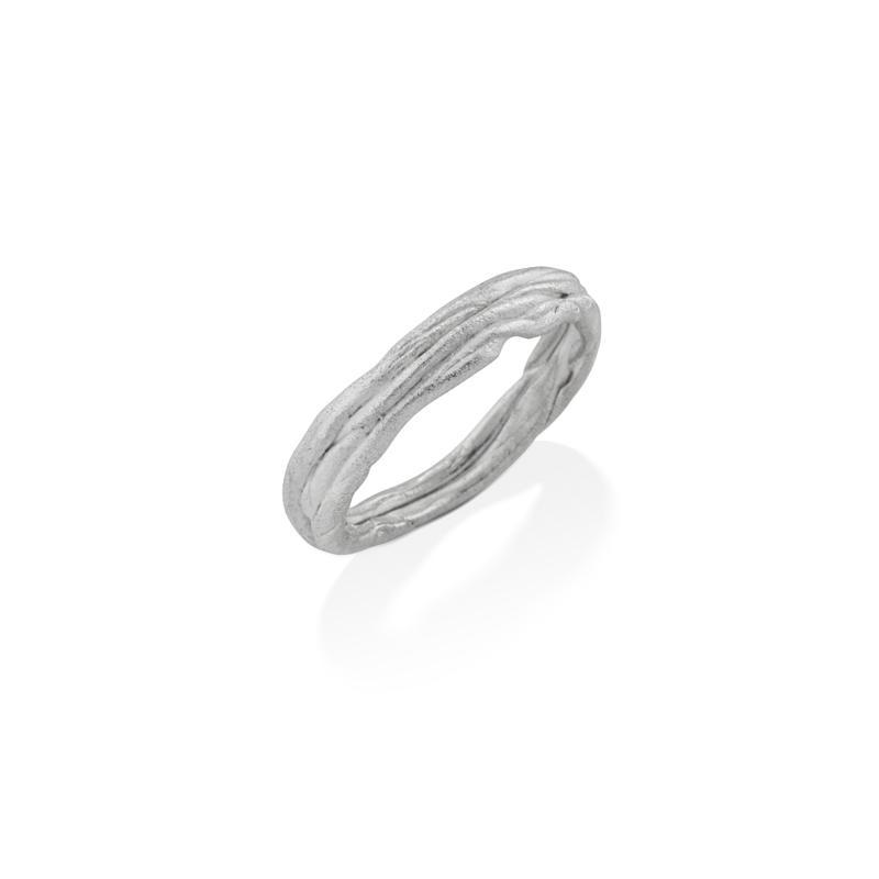 OSCAR & FILU Ring 925 Sterling Silber R0042016S