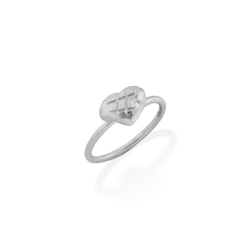 OSCAR & FILU Ring 925 Sterling Silber R0062016S