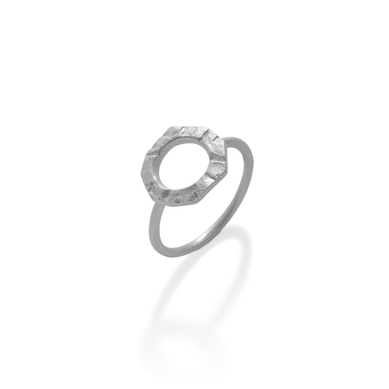 OSCAR & FILU Ring 925 Sterling Silber R0102017S