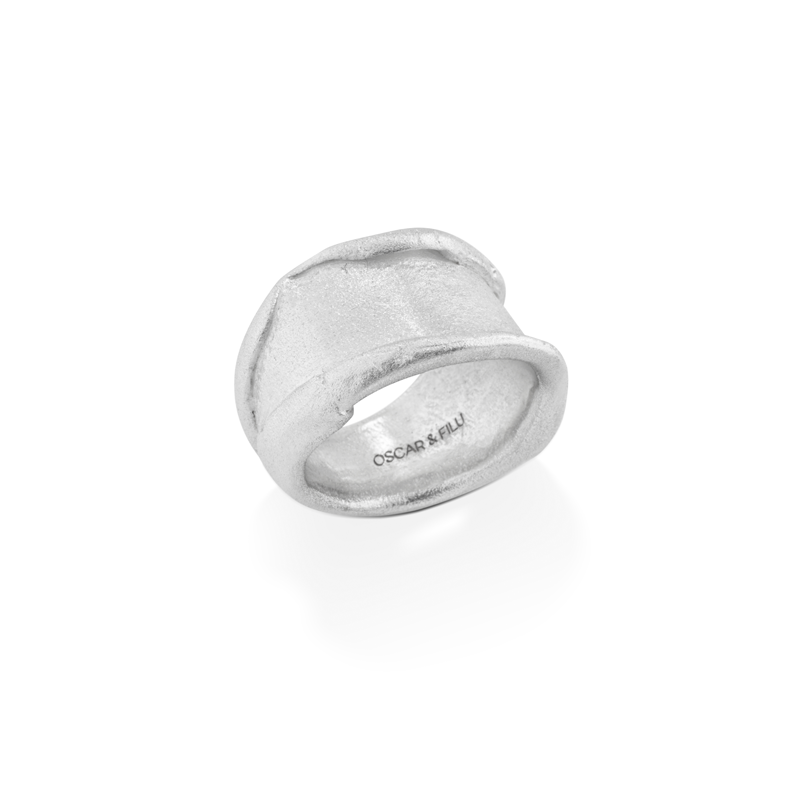 OSCAR & FILU Ring 925 Sterling Silber R0112016S