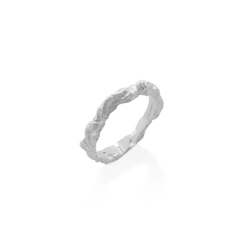 OSCAR & FILU Ring 925 Sterling Silber R0142017S