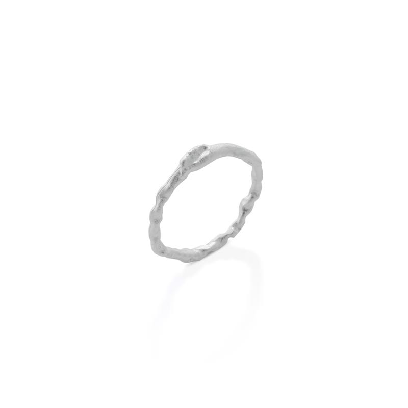 OSCAR & FILU Ring 925 Sterling Silber R0172017S