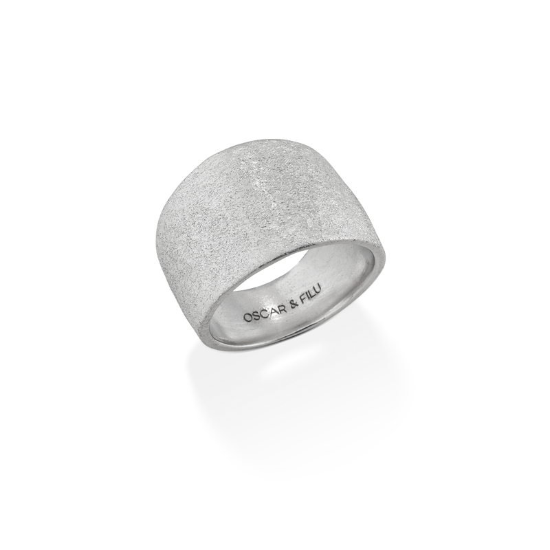 OSCAR & FILU Ring 925 Sterling Silber R0192016S