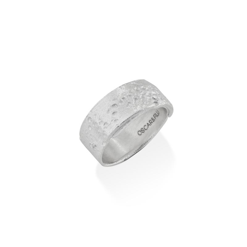 OSCAR & FILU Ring 925 Sterling Silber R0222016S