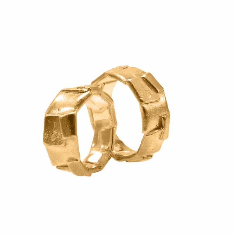 Wedding Rings by Oscar & Filu
